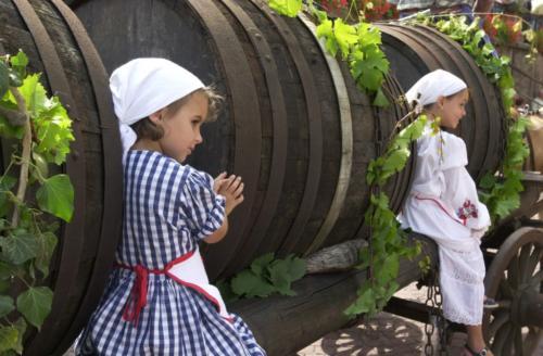 Le folklore en Alsace © Meyer