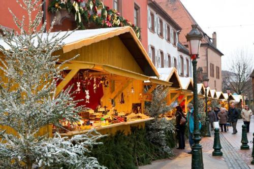 Les marchés de Noël © Meyer
