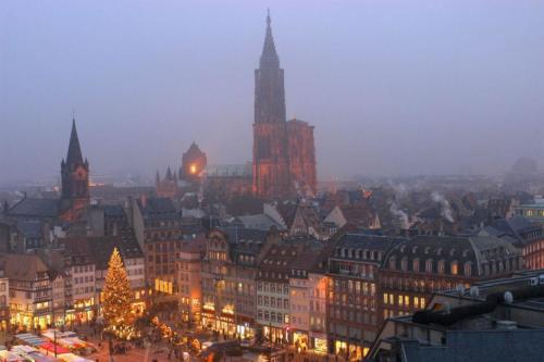 Place Kléber à Strasbourg © Meyer