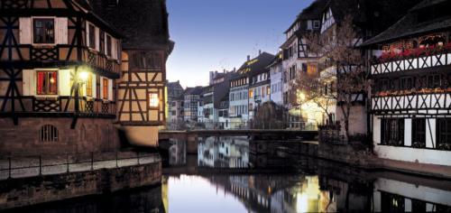 Strasbourg 'La petite France' © Zvardo